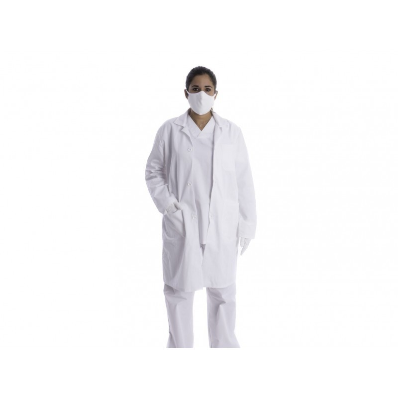 Certified antiviral clothing